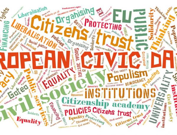 Европейски форум за гражданско участие събира на едно място национални и европейски мрежи