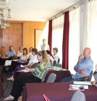 ФГУ проведе дискусия с кметове на кметства и предствители на районни администрации в община София