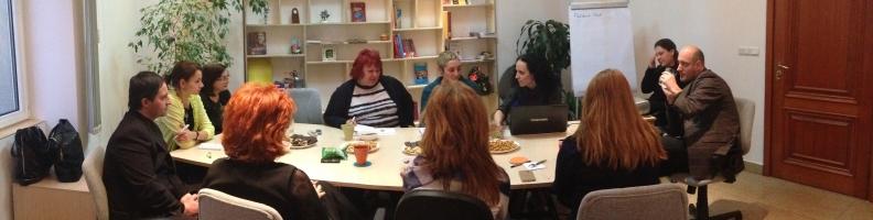 Успешните партньорства обсъдиха представители на ФГУ, БЦНП и институции