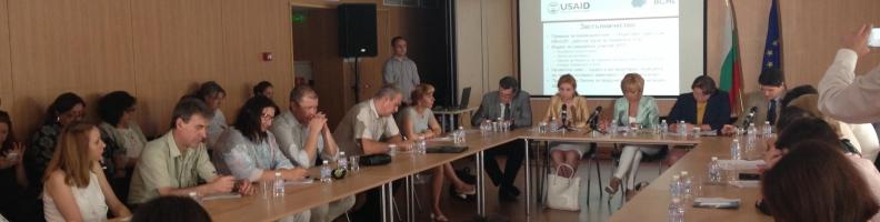 Индексът на ФГУ е един от добрите примери за развитието на НПО в България